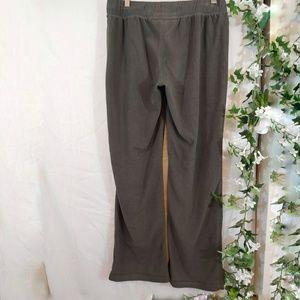 Merona Women's Soft Gray Straight-Leg Sweatpants S